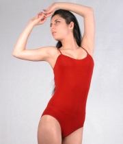 Women Bodysuit with Straps Susie