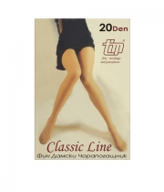 Women Tights Classic Line 20Den - 7 pairs