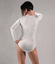 Women Stretch Bodysuit Monroe