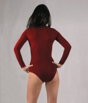 Women Fashion Bodysuit Vanilla