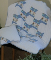 Kids Bedding Set Frosty