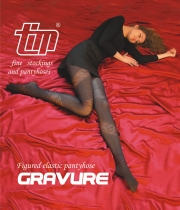 Elite Figured Tights Gravure