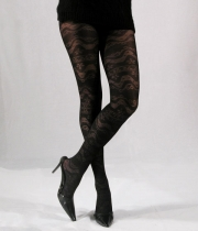 Women Figured Tights Beauty