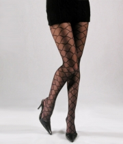 Women Patterned Tights Mermaid
