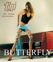 Luxury Fashion Leggings Butterfly