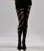 Women Patterned Tights Mystic