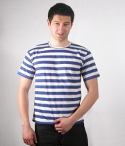 T-shirt Sailor with Short Sleeves