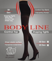Shaping Tights Body Line 20Den