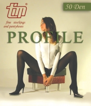 Opaque Tights Profile 50Den