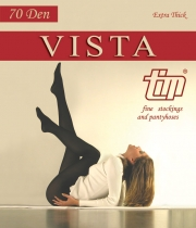 Opaque Ladies Tights with Lycra Vista 70Den