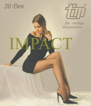 Sheer Elastic Tights Impact 20Den