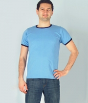 Short Sleeved Men Top Aaron