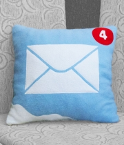 Cushion Mail App iPhone