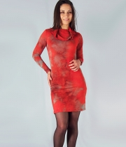 Long Sleeved Women Dress Roxanne