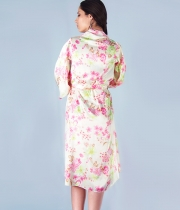 Women Satin Robe Alyson