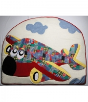 Kids Rug Airplane