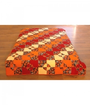 Patchwork Quilt Basketball