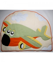 Kids Rug Airplane 2