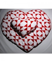 Bedding Set Hearts