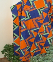 Patchwork Quilt Jungle